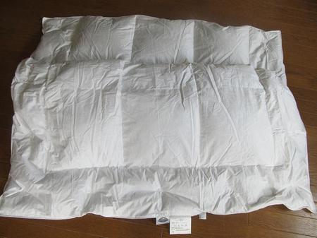 PCF羽毛布団、シングル1