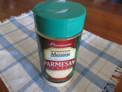 メッサーナパルメザンチーズ