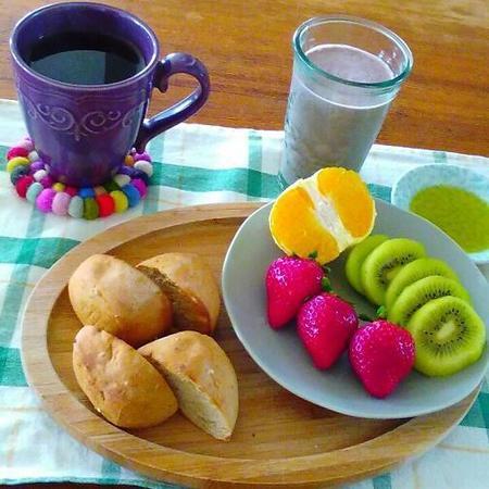 お買い得品活用で美味しい朝食