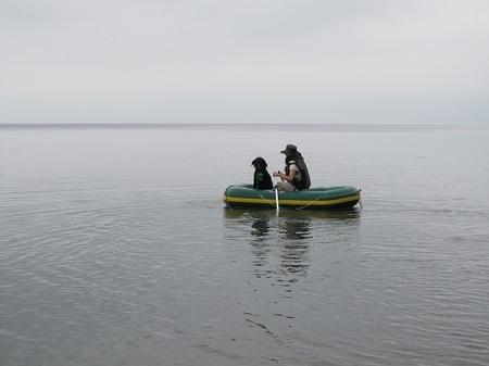 ボートの楽しみ方