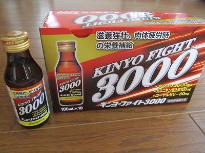 キンヨーファイト3000