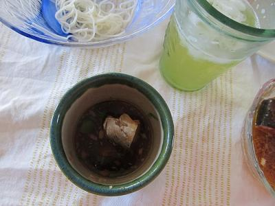 長崎島原手延そうめんの美味しい食べ方2