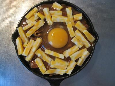 焼きチーズカレー2