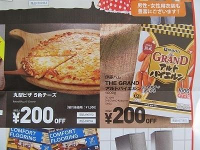 コストコ札幌倉庫店のチラシ6