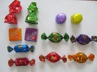 トレファンベルギーチョコレートミックス1