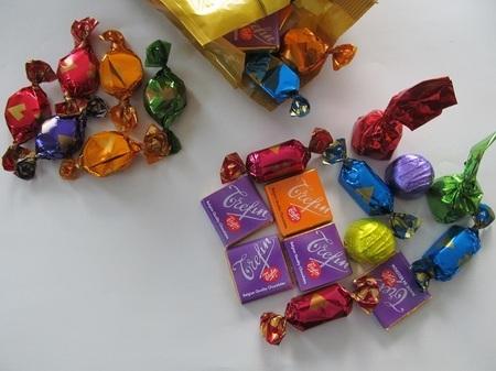 トレファンベルギーチョコレートミックス2袋