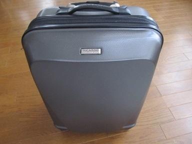 RICARDO TROLLEY20スーツケース1