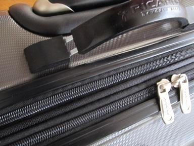 RICARDO TROLLEY20スーツケース体験記2