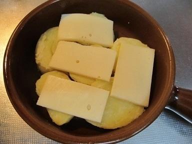 ラクレットチーズ1