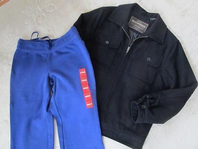 冬用衣料、一期一会商品