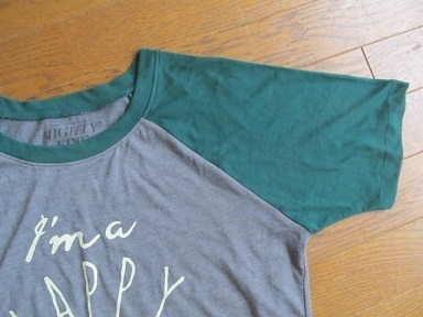 MIGHTY FINEレディースTシャツ1