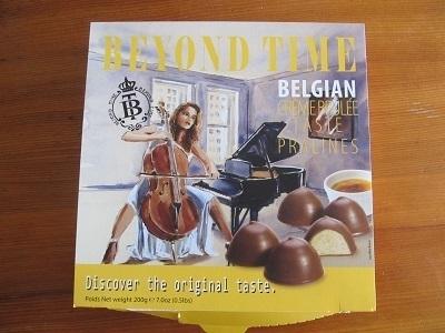 ビヨンドタイムベルギーチョコレート6