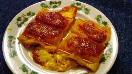 小揚げチーズ画像